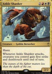 Ankle Shanker - Commander 2016