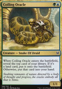 Coiling Oracle - Commander 2016