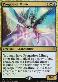 Progenitor Mimic - Commander 2016