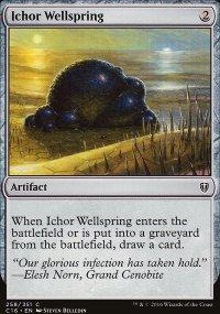 Ichor Wellspring - Commander 2016
