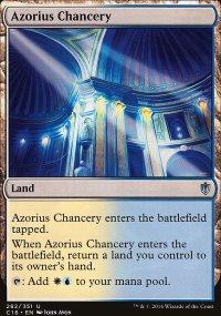Azorius Chancery - Commander 2016