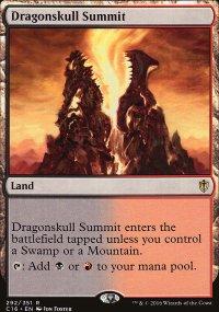 Dragonskull Summit - Commander 2016