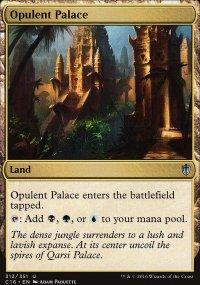 Opulent Palace - Commander 2016