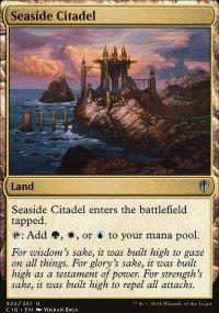 Seaside Citadel - Commander 2016