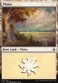 Plains 1 - Commander 2016