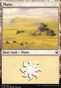 Plains 3 - Commander 2016