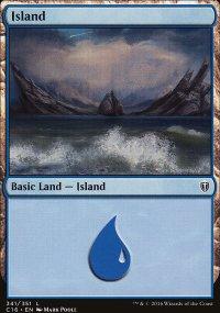 Island 2 - Commander 2016