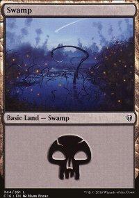 Swamp 2 - Commander 2016