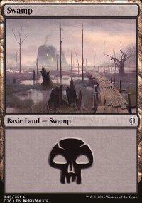 Swamp 3 - Commander 2016