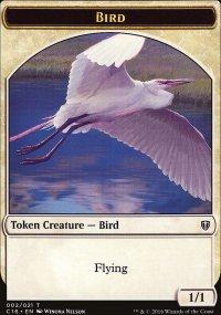 Bird - Commander 2016