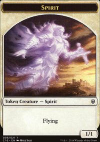 Spirit - Commander 2016