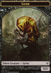 Germ - Commander 2016
