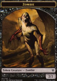 Zombie - Commander 2016