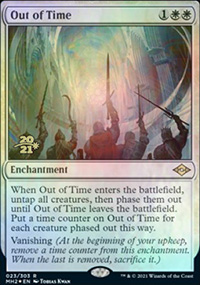 Out of Time - Prerelease Promos
