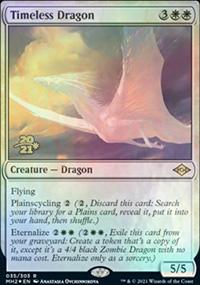 Timeless Dragon - Prerelease Promos