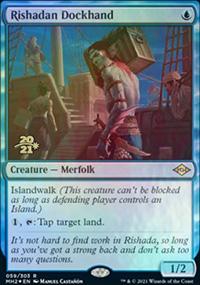 Rishadan Dockhand - Prerelease Promos