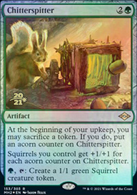 Chitterspitter - Prerelease Promos
