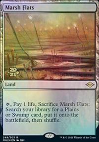 Marsh Flats - Prerelease Promos