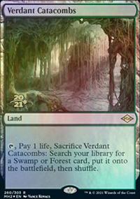 Verdant Catacombs - Prerelease Promos