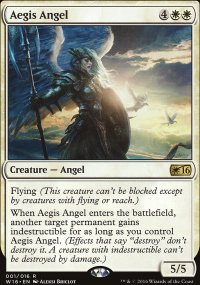 Aegis Angel - Welcome Deck 2016