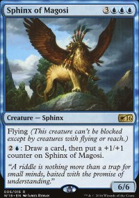 Sphinx of Magosi - Welcome Deck 2016