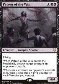 Patron of the Vein - Commander 2017