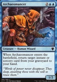 Archaeomancer - Commander 2017