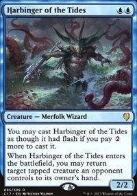 Harbinger of the Tides - Commander 2017