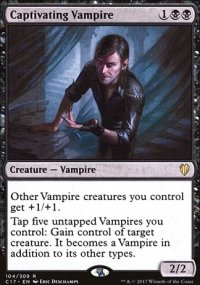 Captivating Vampire - Commander 2017
