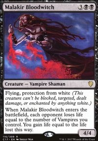 Malakir Bloodwitch - Commander 2017