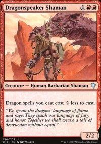 Dragonspeaker Shaman - Commander 2017