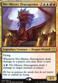 Niv-Mizzet, Dracogenius - Commander 2017