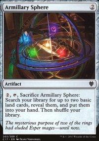 Armillary Sphere - Commander 2017