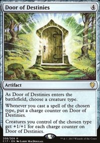 Door of Destinies - Commander 2017