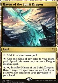 Haven of the Spirit Dragon - Commander 2017