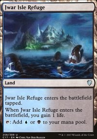 Jwar Isle Refuge - Commander 2017