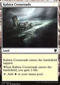Kabira Crossroads - Commander 2017