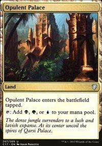 Opulent Palace - Commander 2017