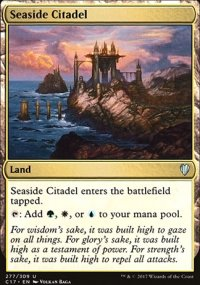 Seaside Citadel - Commander 2017