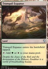 Tranquil Expanse - Commander 2017