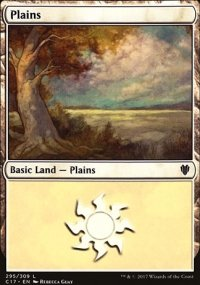 Plains 1 - Commander 2017