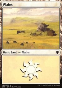 Plains 3 - Commander 2017
