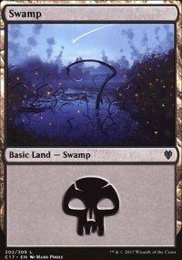 Swamp 2 - Commander 2017