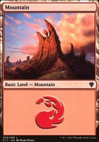 Mountain 2 - Commander 2017