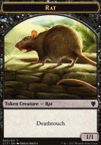 Rat - Commander 2017