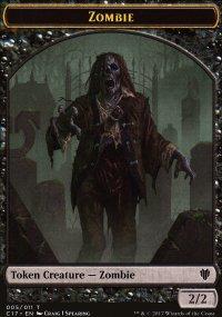 Zombie - Commander 2017