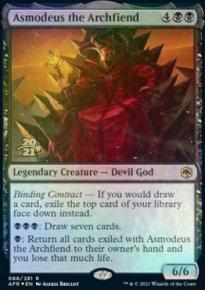 Asmodeus the Archfiend - Prerelease Promos