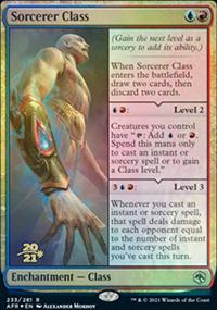 Sorcerer Class - Prerelease Promos