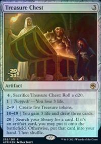 Treasure Chest - Prerelease Promos