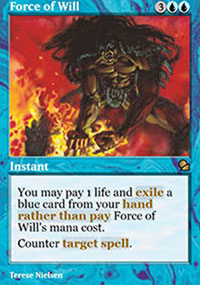 Force of Will - Masters Edition